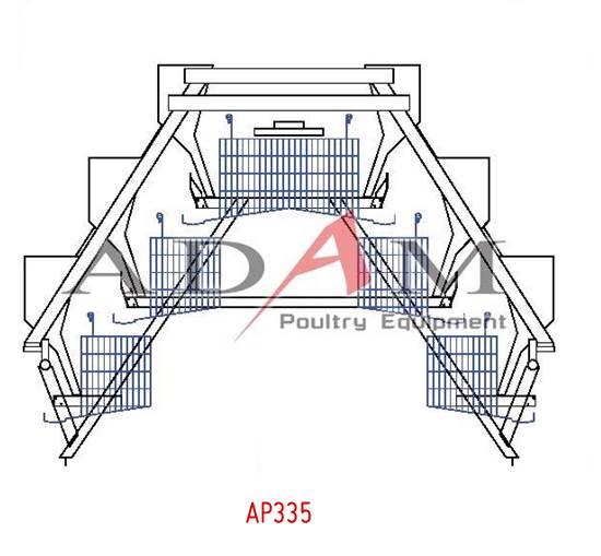 Adam Poultry AP335