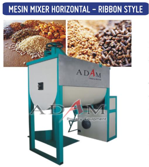 mixer mesin
