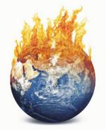Pendingin - Bumi terbakar